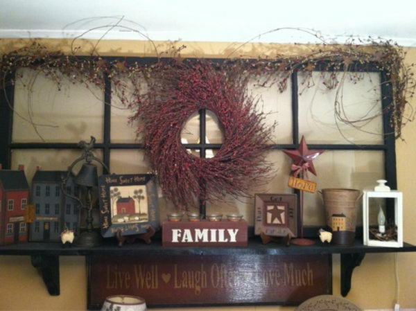 Country Style Home Decorating Ideas