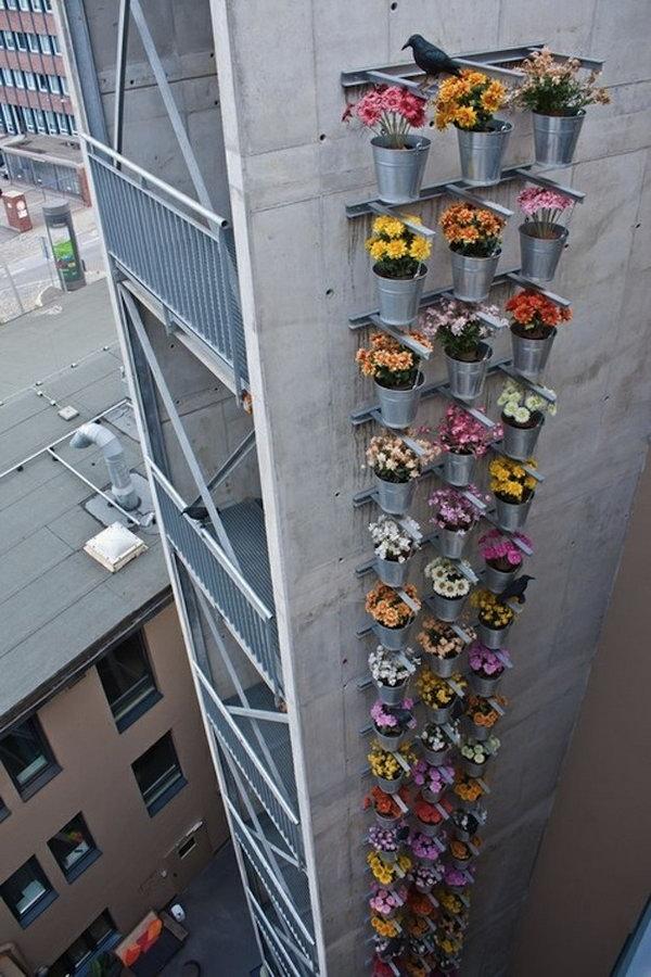 Raised Garden Wall Ideas