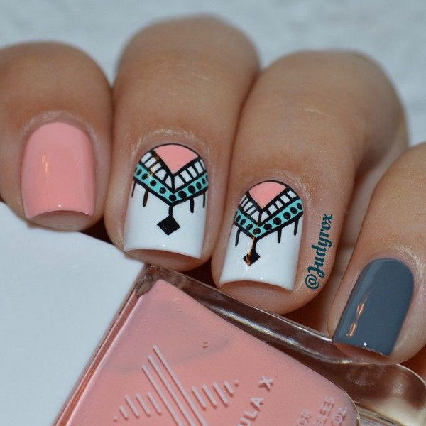 Awesome Nail Art Designs Photos