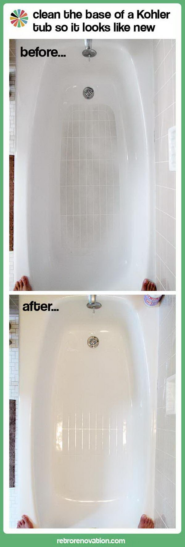 Bathroom Cleaning Tips And Tricks Hative