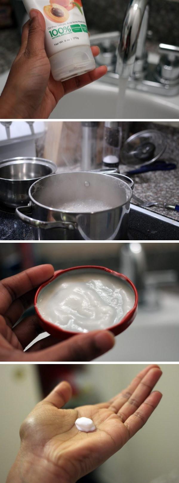 Mask Soda Baking Blackhead