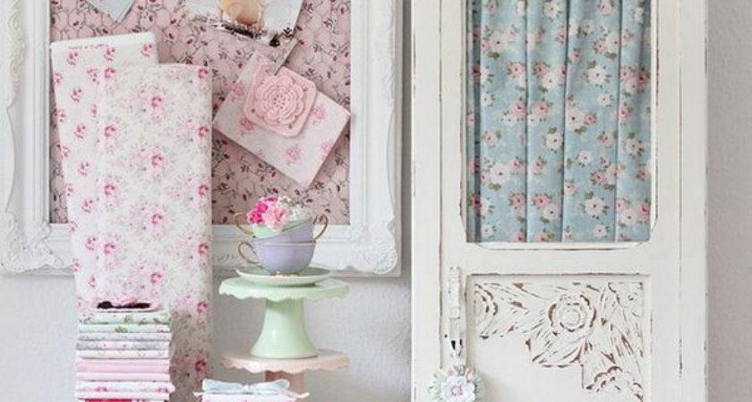 Cottage Chic Decorating Shabby Ideas