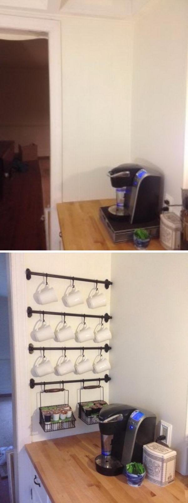 20 Creative Kitchen Organization And DIY Storage Ideas