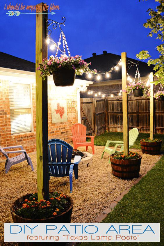 20 Amazing Outdoor Lighting Ideas For Your Backyard Hative