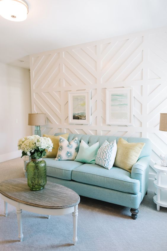 60 Accent Wall DIY Ideas Hative