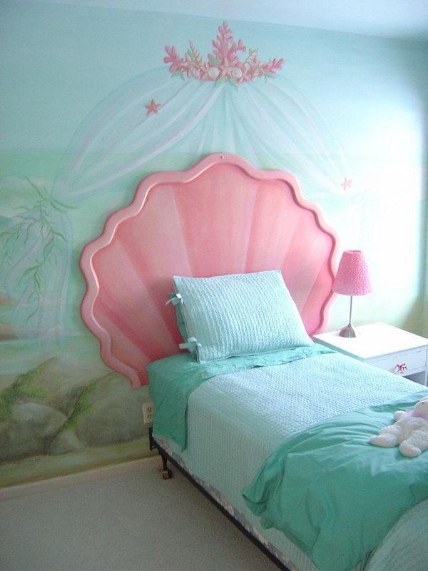 Ocean Themed Bedroom Kids Novocom Top
