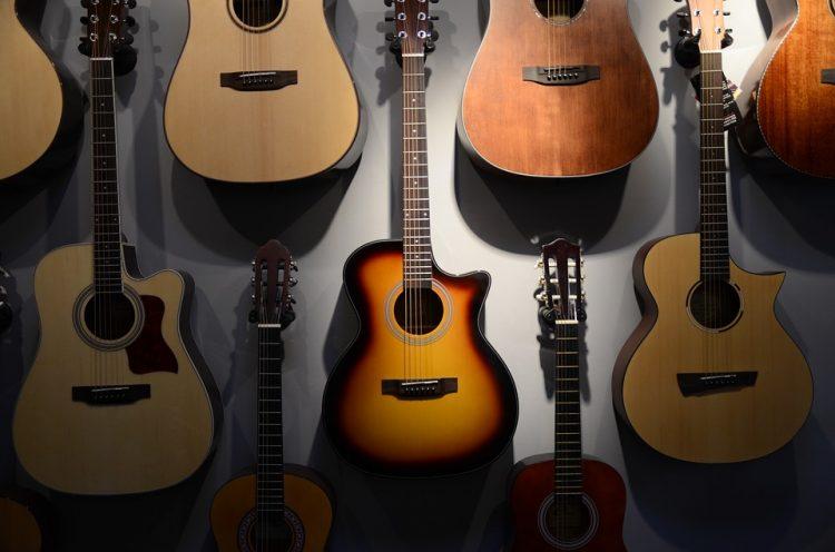 Cara Memilih Gitar Yang Bagus