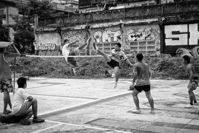 Olahraga tradisional