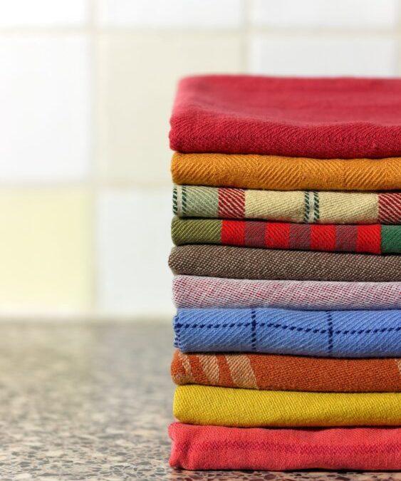 9 Jenis Kain yang Paling Sering Digunakan Bahan Pakaian
