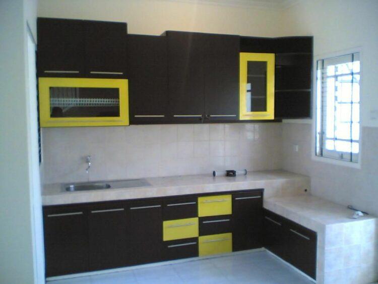 Contoh Kitchen set Minimalis