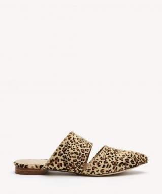 Leopard Mules