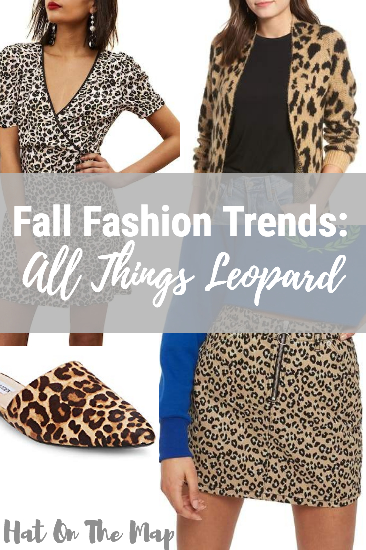 Things I'm Obsessing Over This Week: All Things Leopard