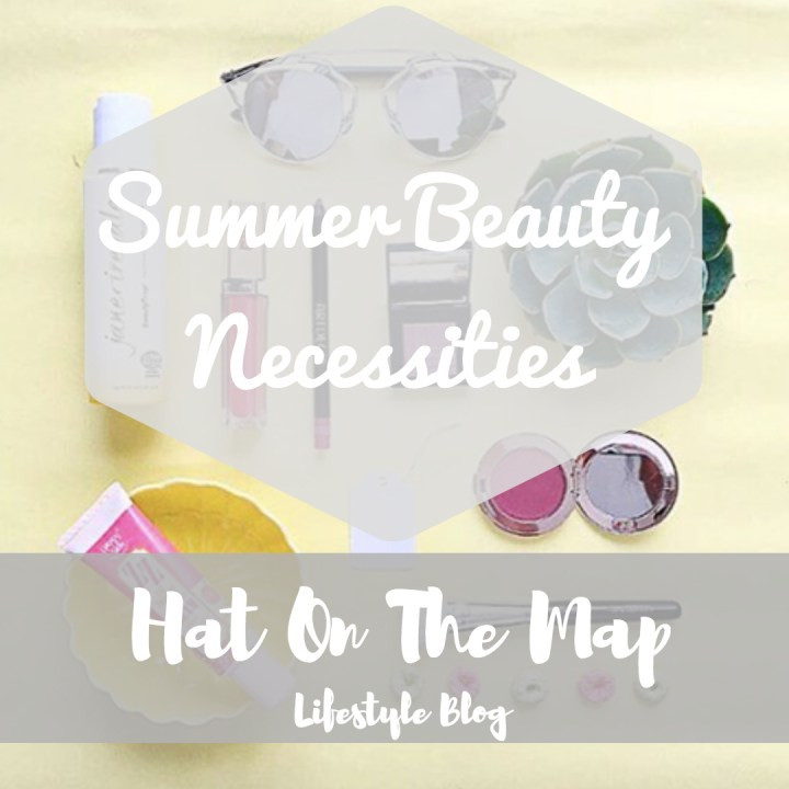 Monday Morning Obsessions: Summer Beauty Necessities