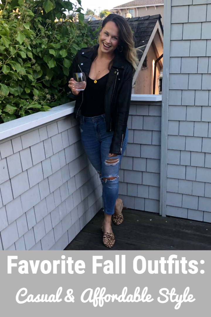 Favorite Fall Outfits: Casual & Affordable Style