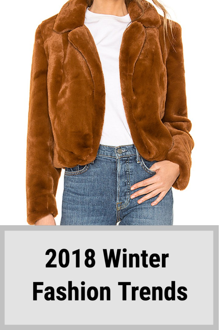 Winter Fashion Trends That I Am So Excited About