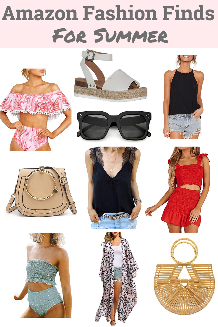 Amazon Fashion Finds: Summer 2019