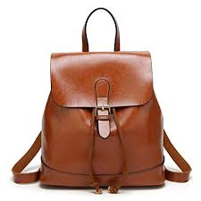 Backpack purse for summer