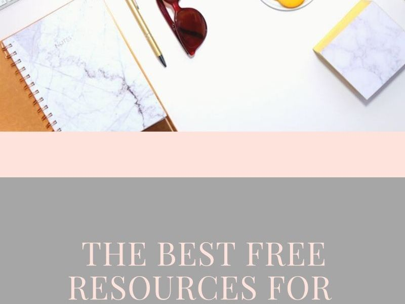 The Best Free Resources For New Bloggers