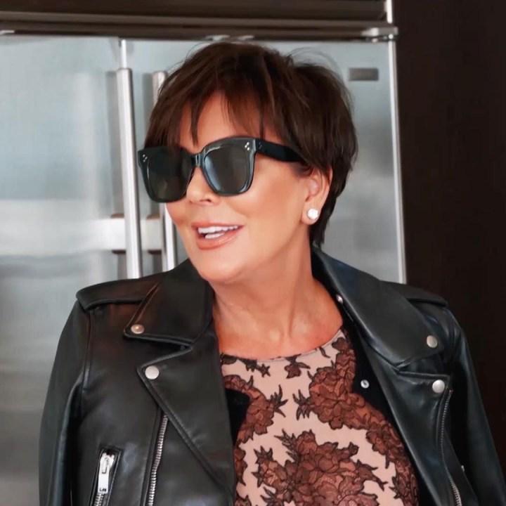 Kris Jenner Sunglasses