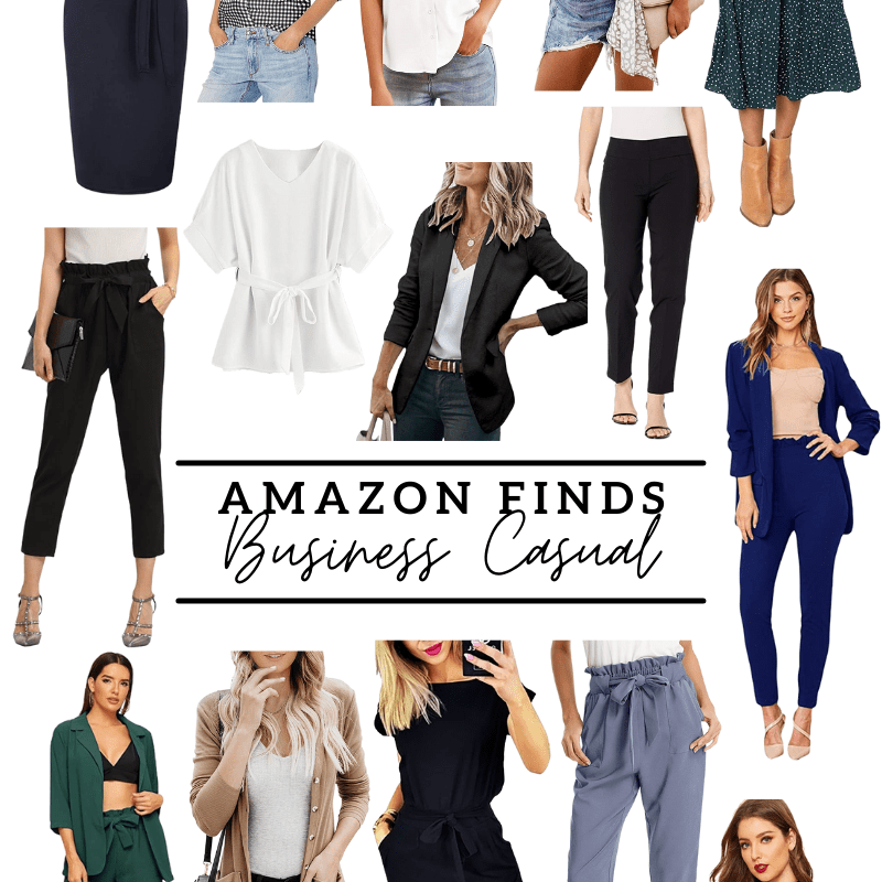 Amazon Business Casual Finds