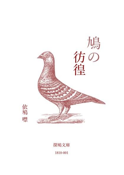 鳩の彷徨表紙