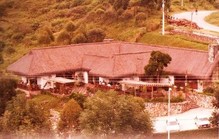 Restaurante Hatoviejo, 1982