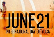 International Yoga Day -2nd year