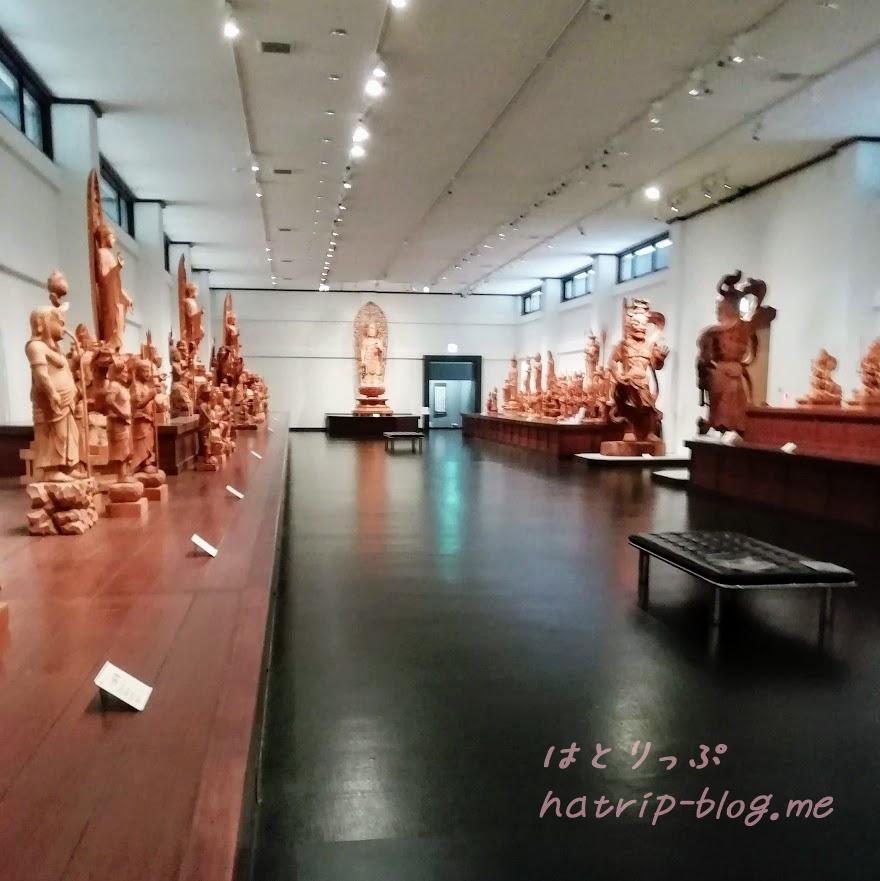 上原美術館 仏教館 仏像