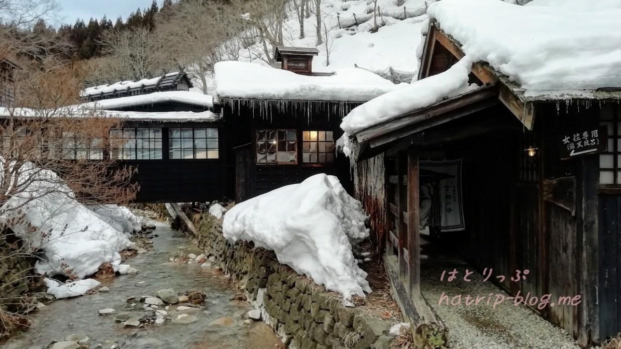 乳頭温泉郷・鶴の湯温泉