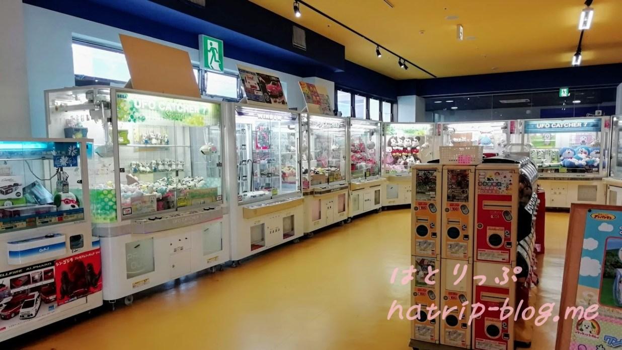香川 宇多津 プレイパークゴールドタワー ゲームセンター