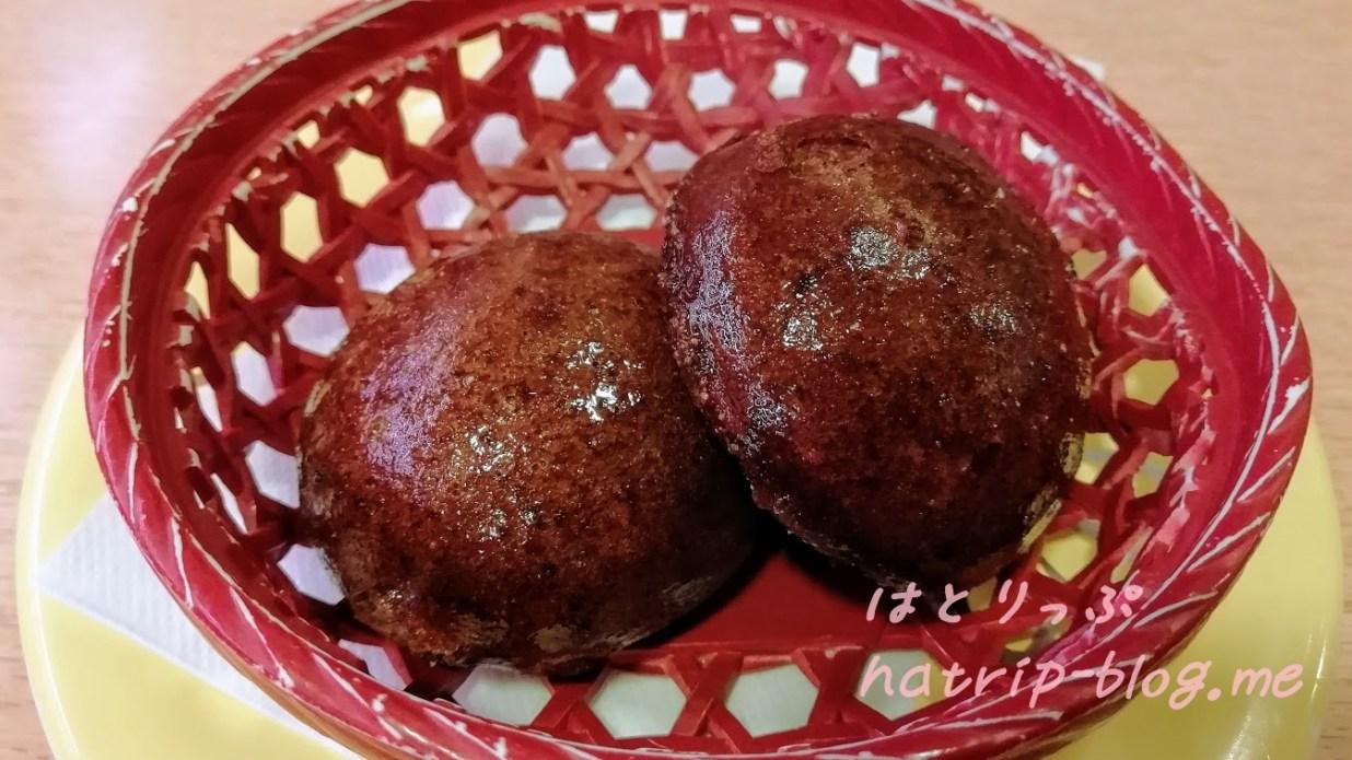 イオンモール綾川 回転寿司 すしえもん かりんとう饅頭