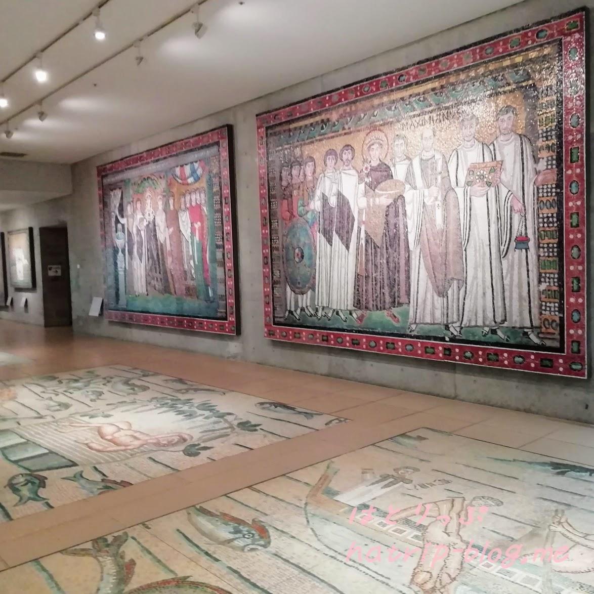 大塚国際美術館 聖ニコラオス・オルファノス聖堂