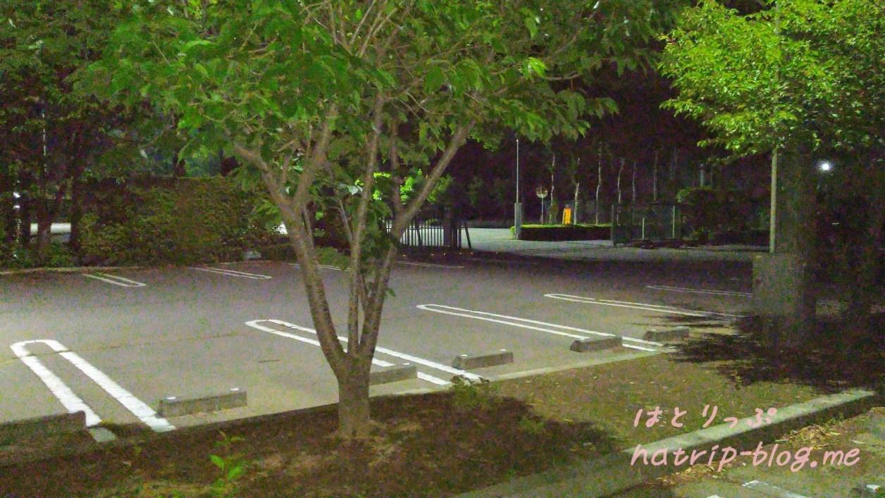 深谷花園温泉スパリゾート 花湯の森 駐車場