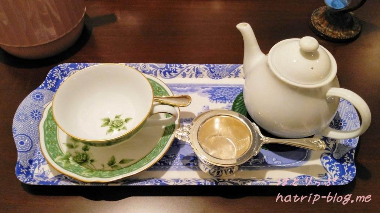 岐阜県高山市 TSUG CAFE(ツジカフェ) フランボワーズとショコラ 紅茶