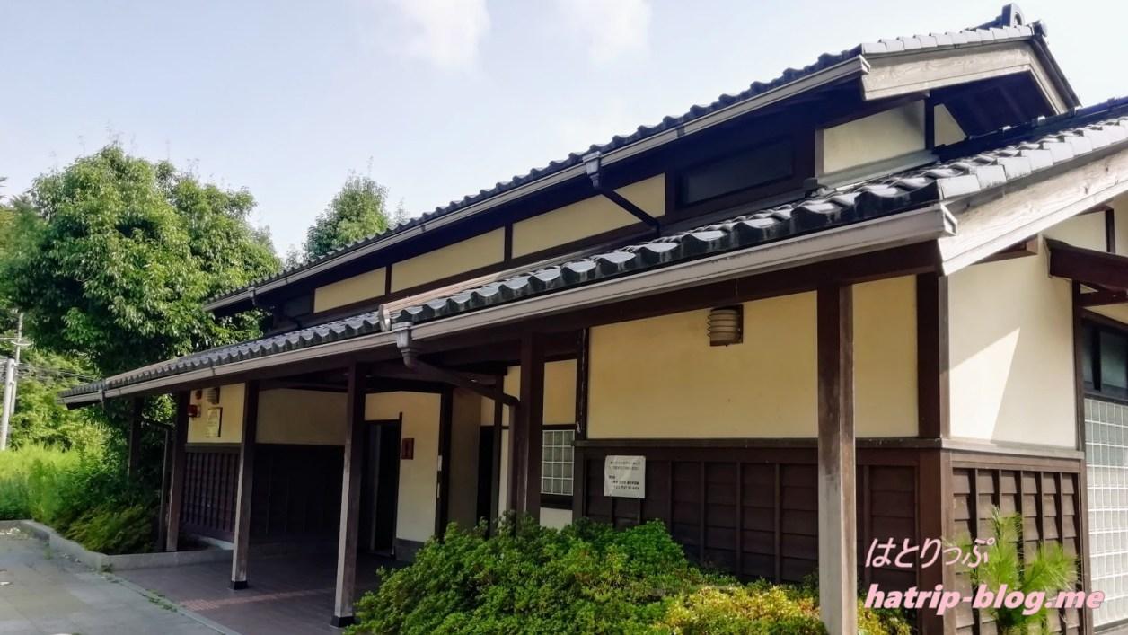 石川県七尾市 道の駅 なかじまロマン峠 トイレ