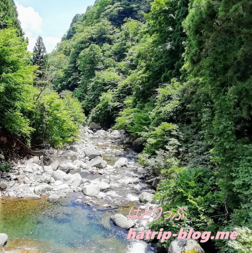 岐阜県郡上市 阿弥陀ヶ滝