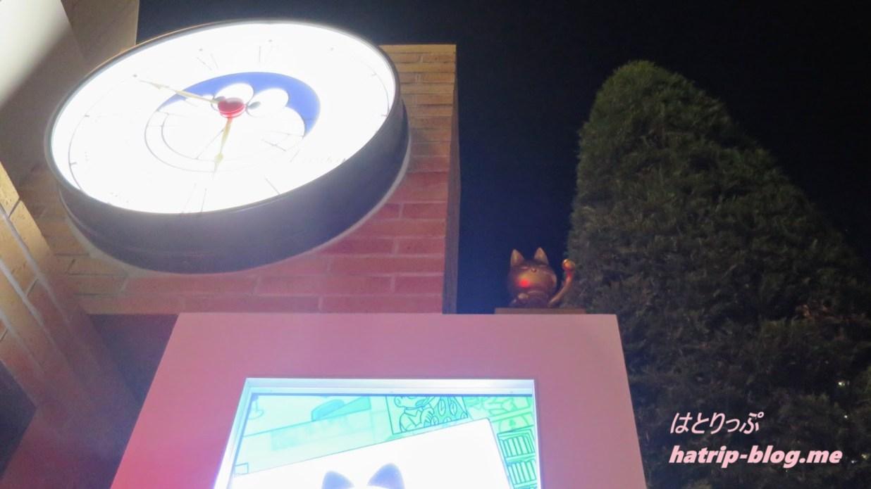 お台場 ダイバーシティ東京 ドラえもんタイムスクエア 時計台 カムカムキャット