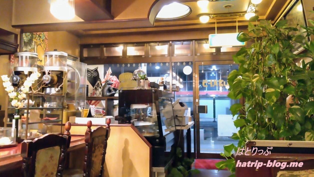 青森県青森市 喫茶クレオパトラ