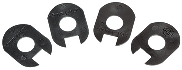 Stock Drop & Cast Adjustment Shims