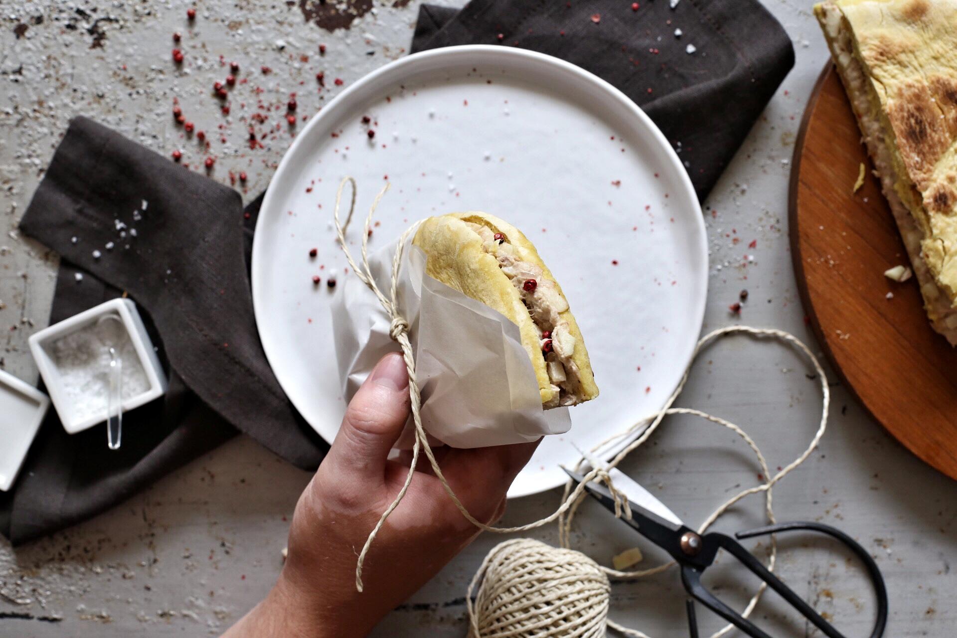 thunfisch sandwich rezepte