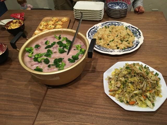 野菜のおいしさを味わう重ね煮の教室