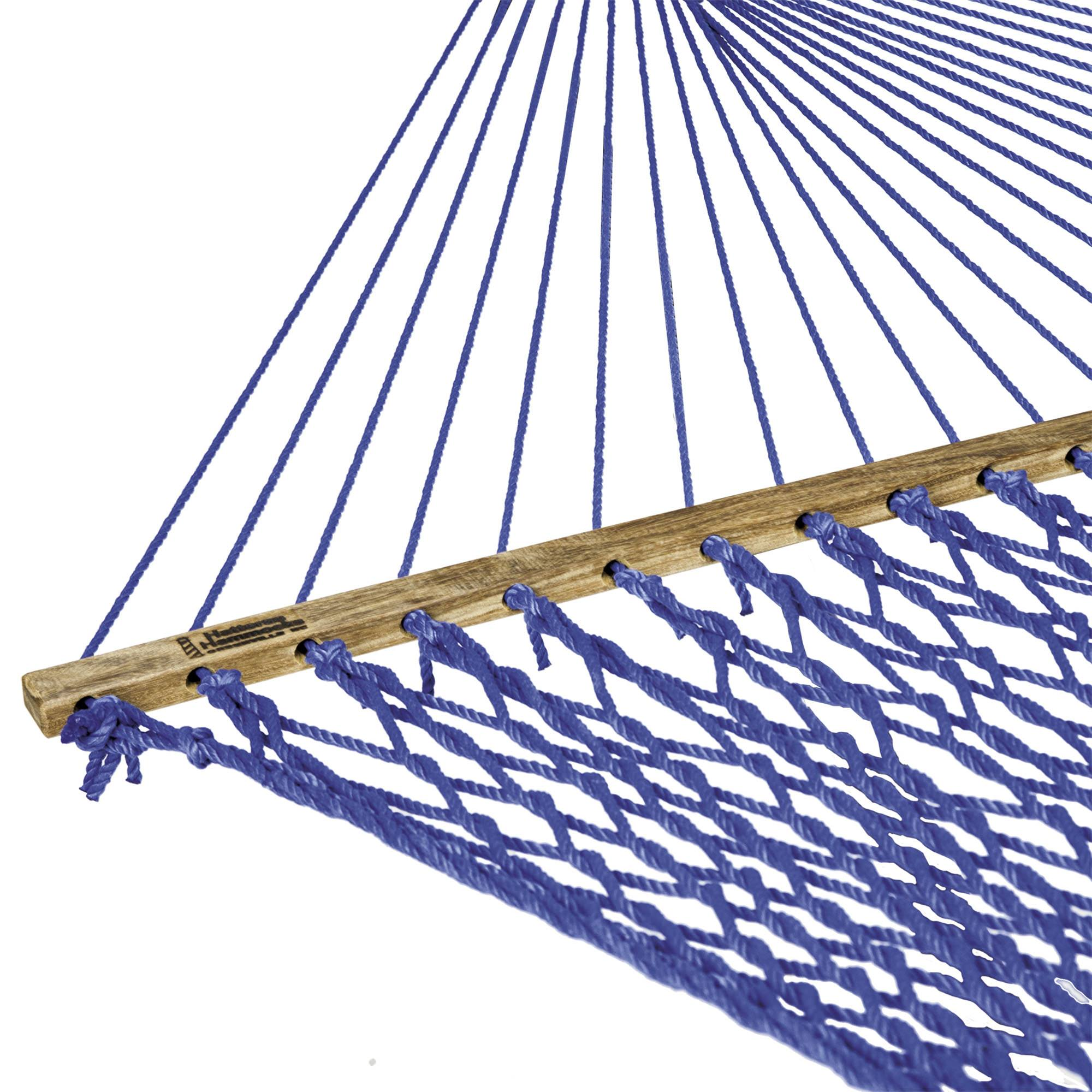 Deluxe Duracord Rope Hammock