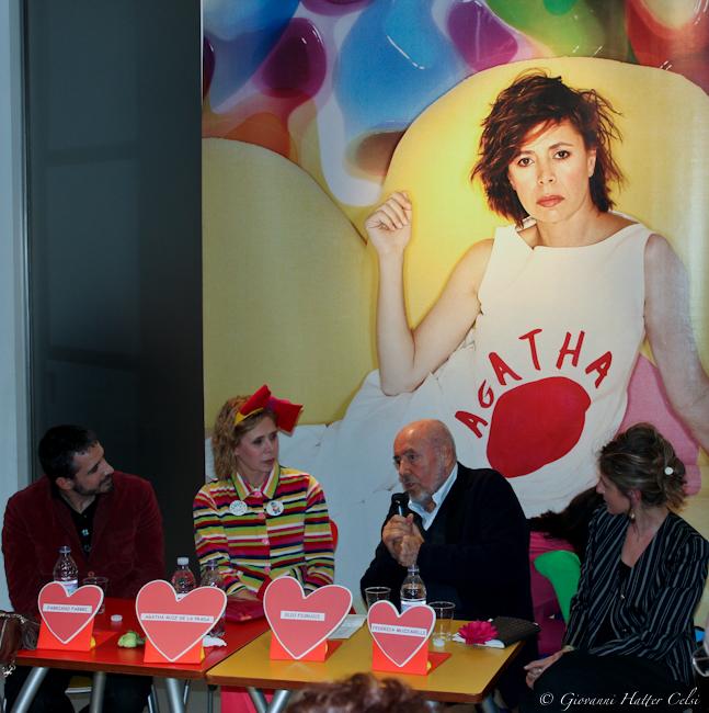 Hatter 4 A.I.D.E: Agatha Ruiz de la Prada loves Elio Fiorucci (1/3)