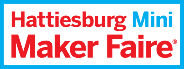 Hattiesburg Mini Maker Faire logo