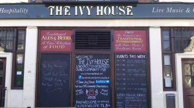 A A Ivy House