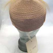 Reverse of the hat
