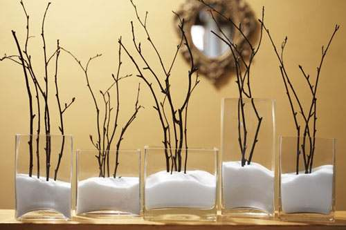 Hạt xốp trang trí noel ( cây thông noel )