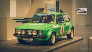 vw motorsport (Golf)