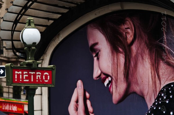 métro St Germain-des-Près, 6e