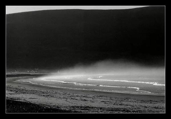 Plage. L'île d'Achill, Comté de Mayo (1988)